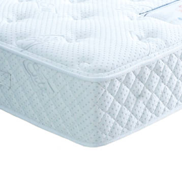 1800 Pocket Latex Silk Firm Mattress
