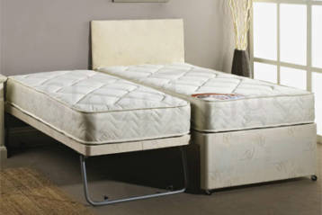 3 IN 1 DELUXE GUEST BED & MATTRESSES