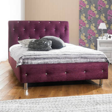 CHELSEA FABRIC UPHOLSTERED STYLISH BEDS