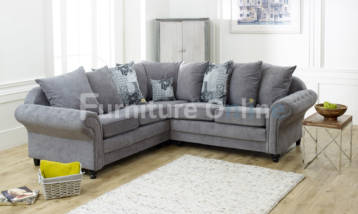 NICOLE DOUBLE CORNER GREY
