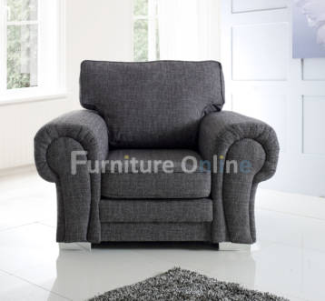 HUGO ARMCHAIR GREY