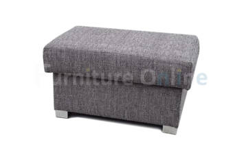 NEWTON STORAGE FOOTSTOOL