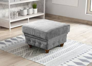 CHESTERFIELD HABLO FOOTSTOOL