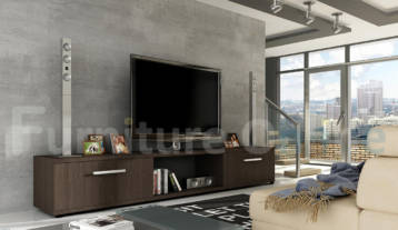 TV AND ENTERTAINMENT UNIT BROWN